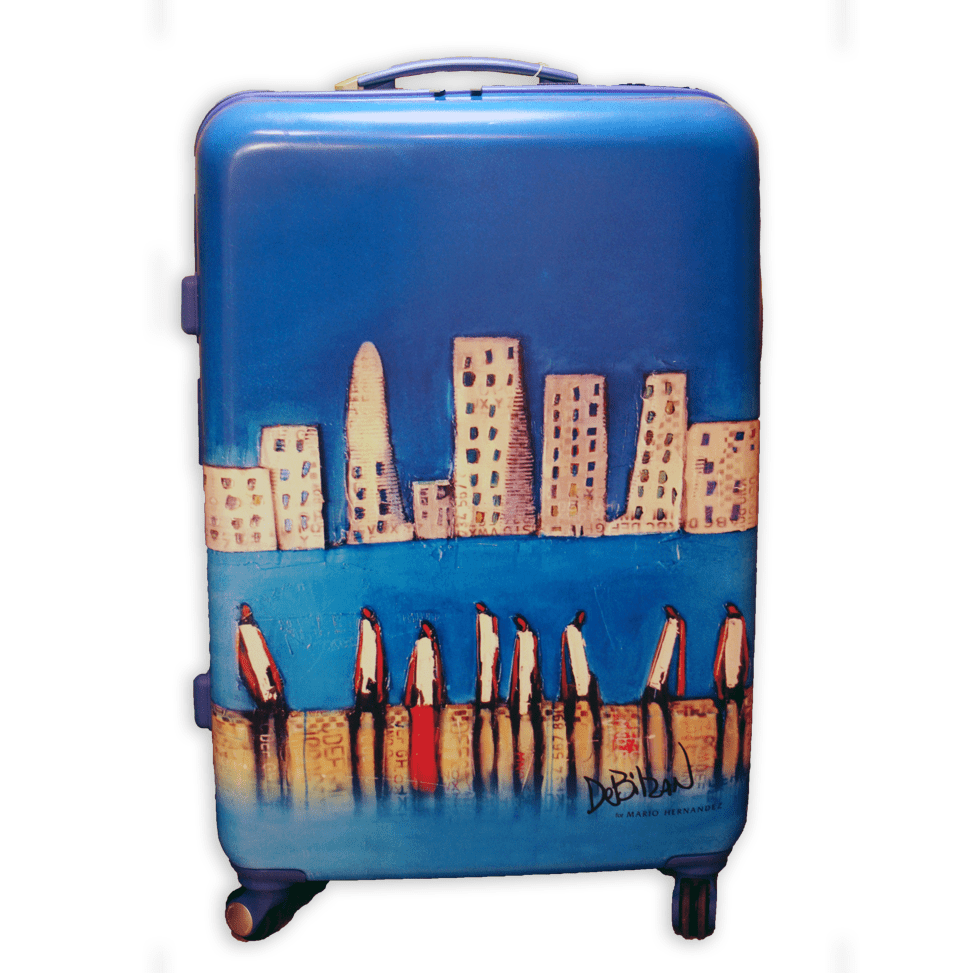 Skyline City Luggage