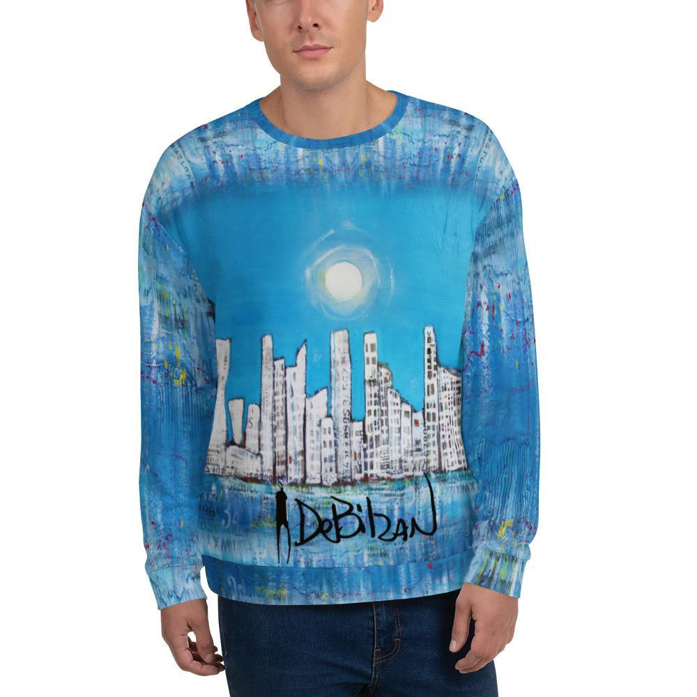 Men Shirts City Life Unisex Sweatshirt