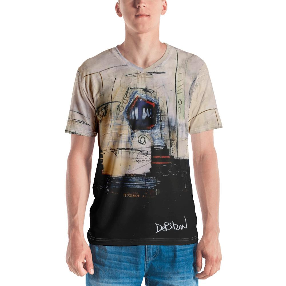 New Abstract Men's T-shirt