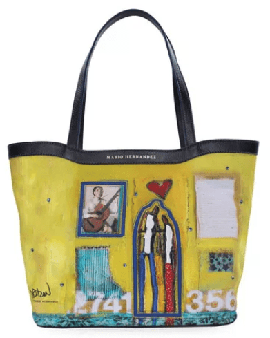 Yellow Romance Purse - DeBilzan Gallery