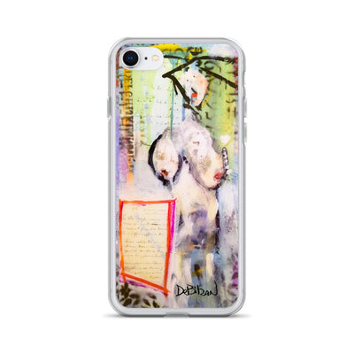 Nude iPhone Case