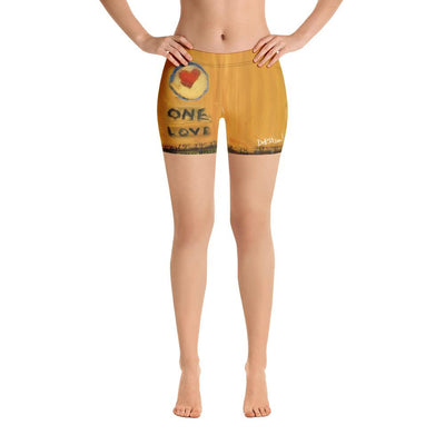 One Love Exercise Shorts