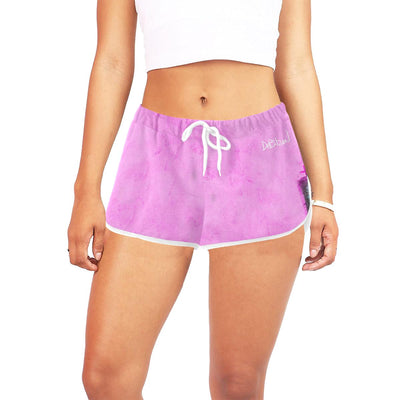Shorts DeBilzan Pink Casual Shorts