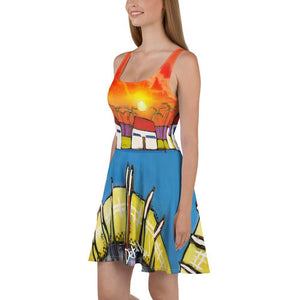 Somewhere in Paradise Dress