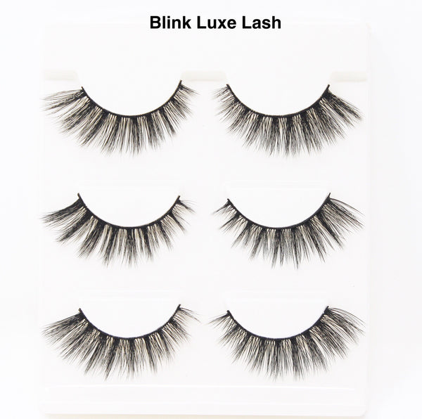 6 Pairs of Minks for £14.00