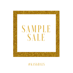 Sample Lash Sale