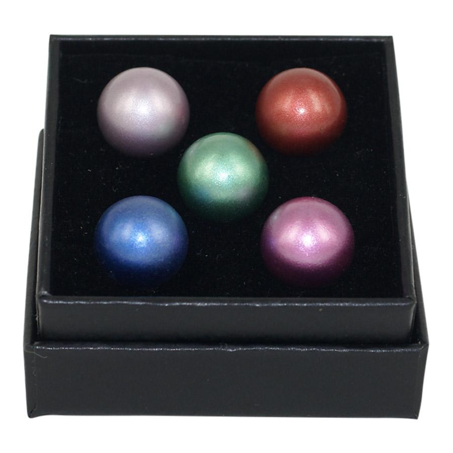 Box with 5 Angel Caller balls
