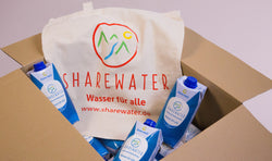 Sharewater Box 24 x 500 ml Impact Blue