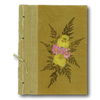 Pressed Flower Journal Khaki
