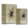 Pressed Flower Journal Ivory