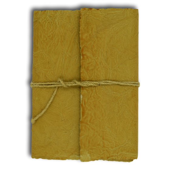 Khadi Journal Khaki