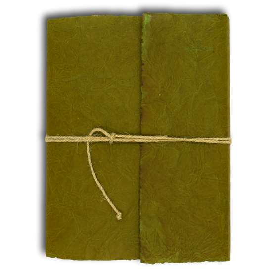 Khadi Journal Green