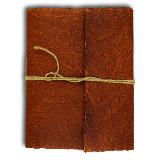 Khadi Journal Brown