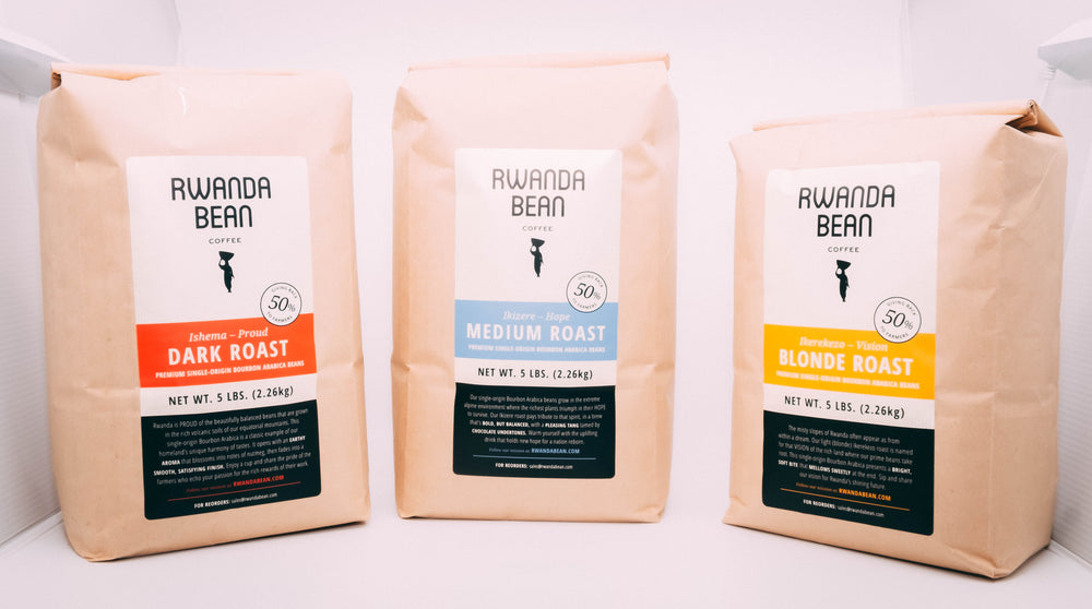 Wholesale Roasted Beans
