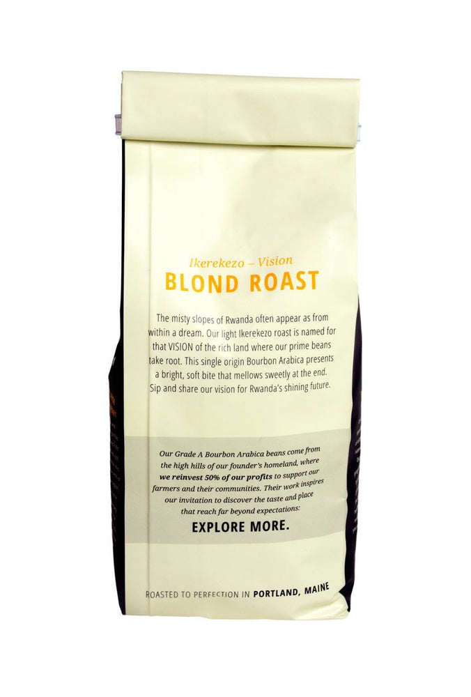 Ikerekezo-Vision Coffee BLOND ROAST