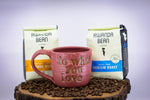 DWYL Bundle | Coffee + DWYL Mug | Hand-Crafted from Lulu Ceramics
