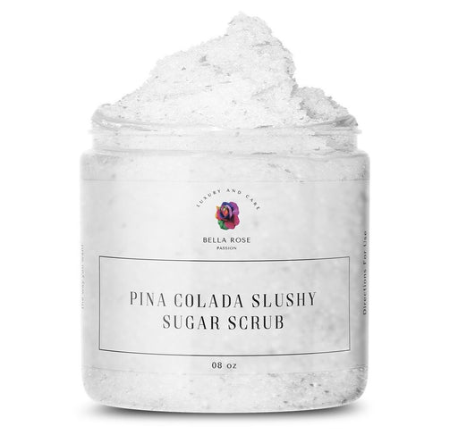 ( Sugar Scrub ) Pina Colada Slushy - Bella Rose Passion