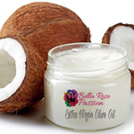 Virgin Organic Coconut Oil - Bella Rose Passion