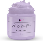 Body Butter ( Lavender ) - Bella Rose Passion