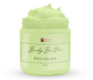 Load image into Gallery viewer, Body Butter ( Pina Colada ) - Bella Rose Passion