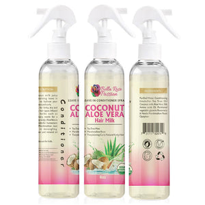 Coconut Aloe Vera Hair Milk