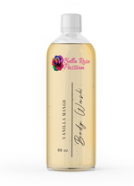 Body Wash ( Vanilla Mango ) - Bella Rose Passion