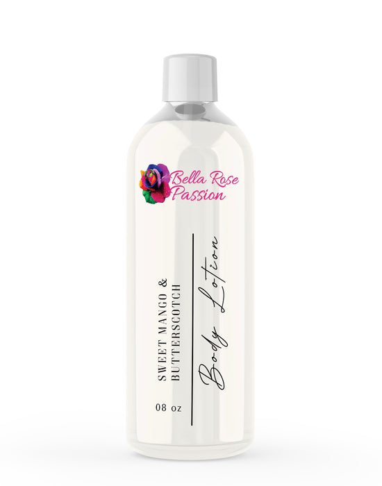 Sweet Mango Butterscotch Lotion - Bella Rose Passion