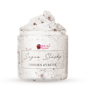 Load image into Gallery viewer, ( Sugar Scrub ) Cookies & Cream - Bella Rose Passion