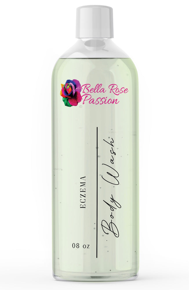 Body Wash ( Eczema ) - Bella Rose Passion