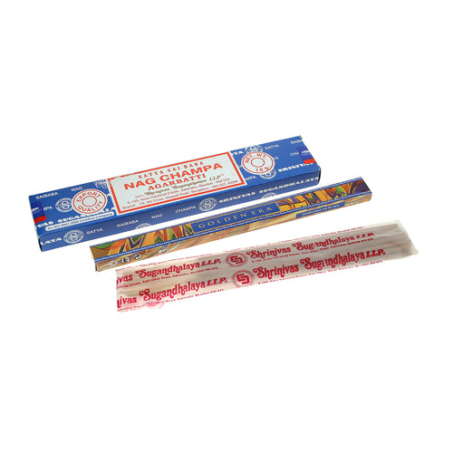 Box of Nangchampa Incense Sticks