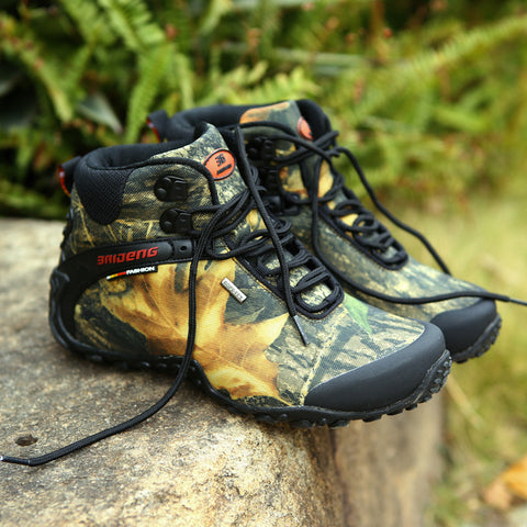 New waterproof  hiking shoes boots Anti-skid - The Souvenir´s Store