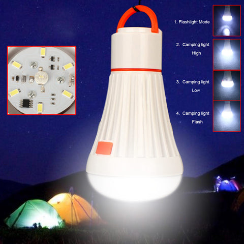 Portable  Hanging  Flashlight - The Souvenir´s Store
