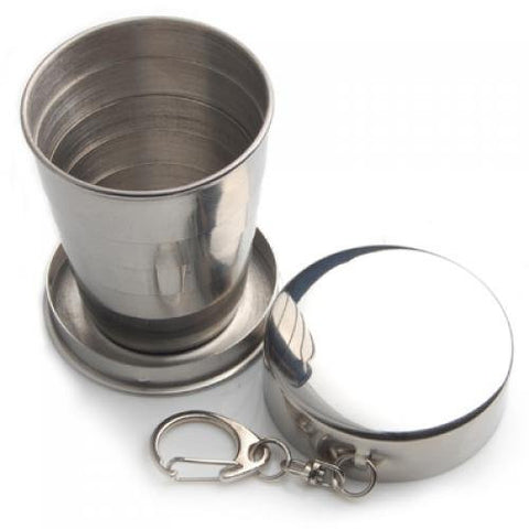 Folding  Cup For Hiking and Camping - The Souvenir´s Store
