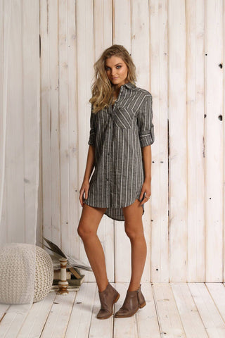Lovelight Shirt Dress