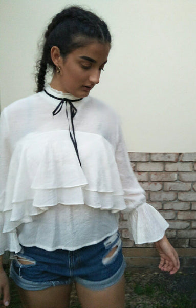 Folk Lore Blouse