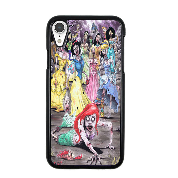 All Princess Disney Zombie Iphone Xr Case Frostedcase