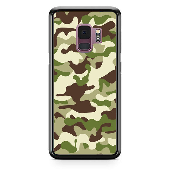 Army Green Samsung Galaxy S9 Case | Frostedcase