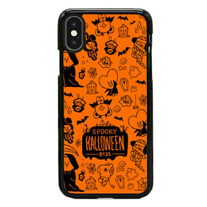 new product a286b a43ae Bt21 Spooky Halloween iPhone XS Max Case   Frostedcase