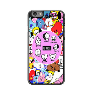 bt21 iphone 6 case
