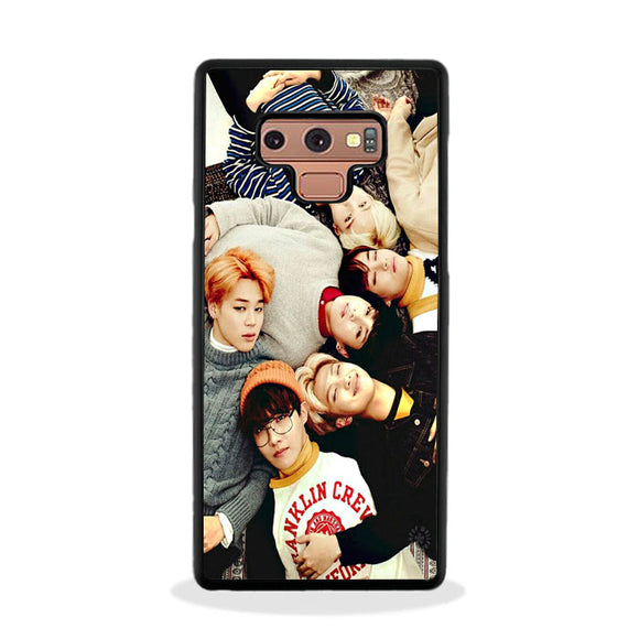 Bts Bts Photo Session Samsung Galaxy Note 9 Case | Frostedcase