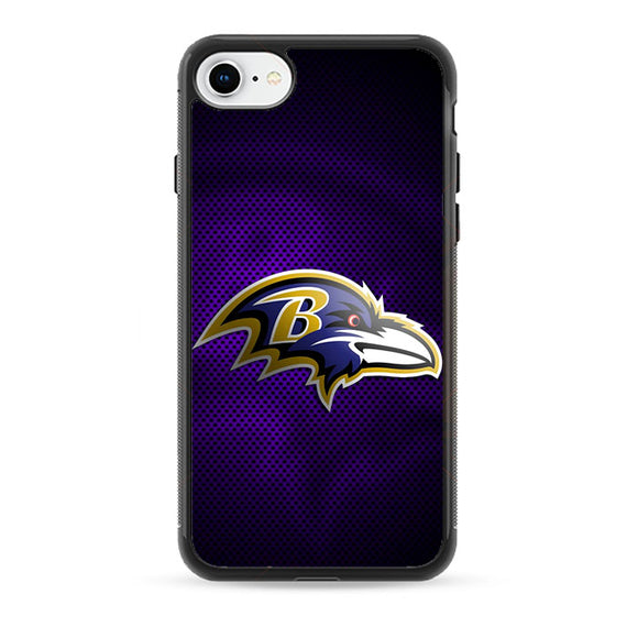Baltimore Ravens Logo iPhone 8 Case | Frostedcase