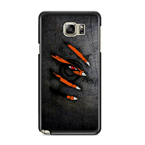 Boruto Naruto Scratches Samsung Galaxy Note 5 Case | Frostedcase