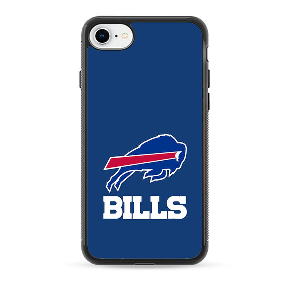 Buffalo Bills Emblem iPhone 8 Case | Frostedcase