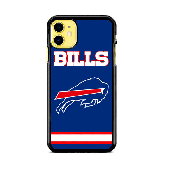 Buffalo Bills Football Team Emblem iPhone 11 Case | Frostedcase