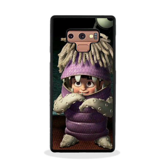 Buu Monster Inc Samsung Galaxy Note 9 Case | Frostedcase