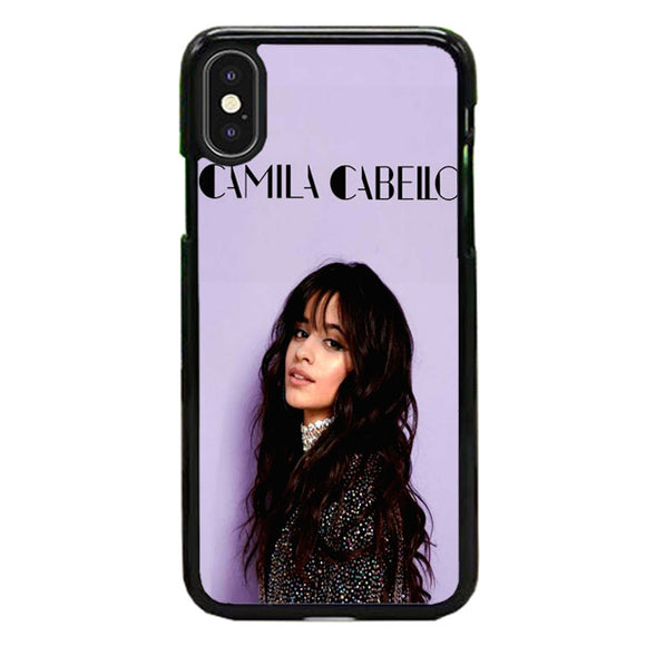 Camila Cabello Photoshoot iPhone X Case | Frostedcase