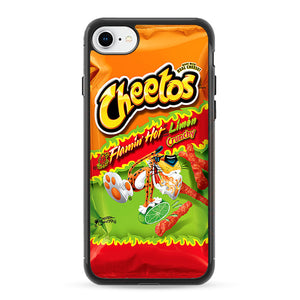 Cheetos Flamin Hot Limon Crunchy iPhone 7 Case | Frostedcase
