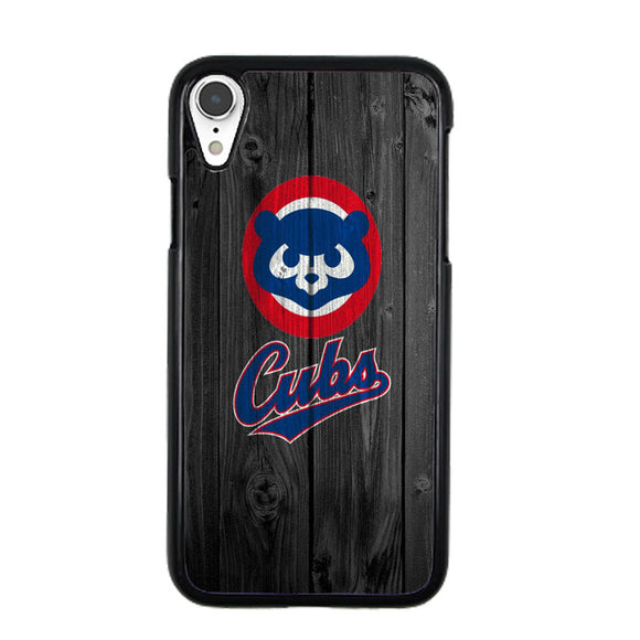 Chicago Cubs Logo iPhone XR Case | Frostedcase