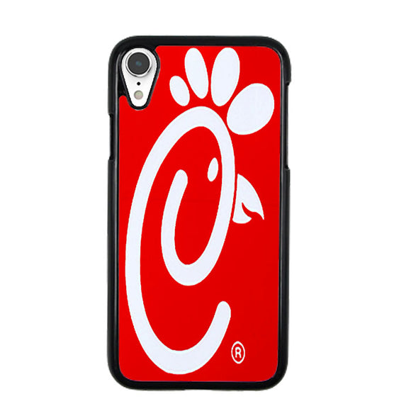Chick Fil A Big Logo iPhone XR Case | Frostedcase