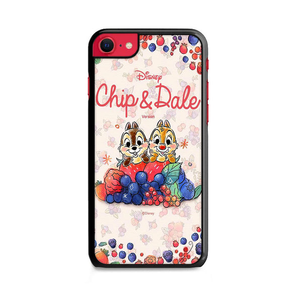 Chip And Dale Disney Fruit iPhone SE Case | Frostedcase
